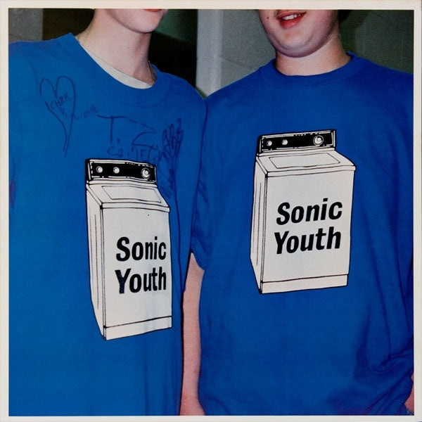 Sonic Youth Washing Machine 2LP 2LP- Bingo Merch Official Merchandise Shop Official