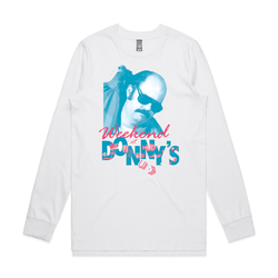 Donny Benét Weekend At Donny's Longsleeve- Bingo Merch Official Merchandise Shop Official