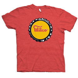 Wilco Bottlecap T-Shirt T-Shirt- Bingo Merch Official Merchandise Shop Official