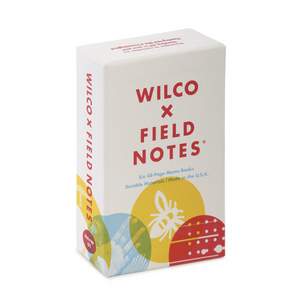 Wilco x Field Notes Box Set