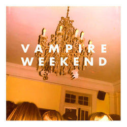 Vampire Weekend Vampire Weekend LP - Bingo Merch Official Merchandise Shop Official