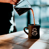 Sweetleaf coffee roasters mug