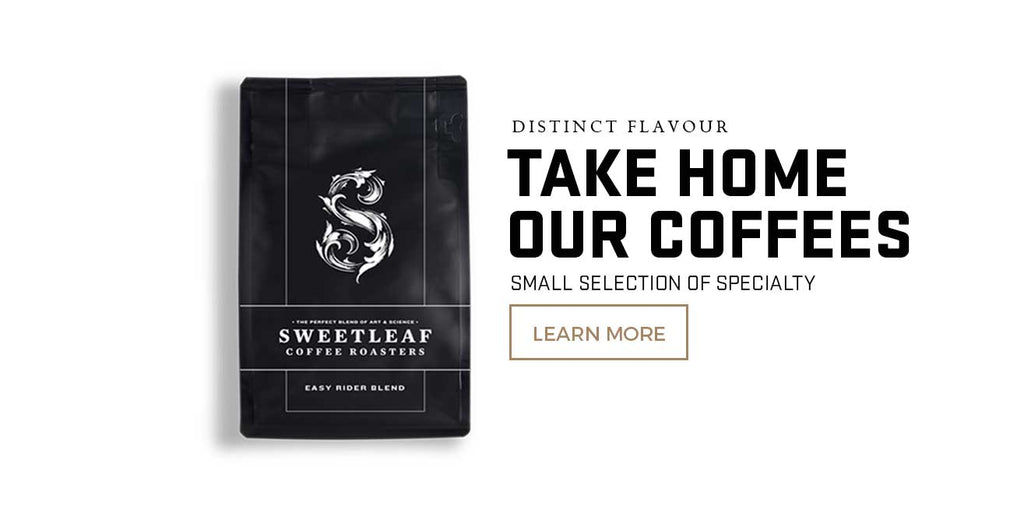 We invite you to see for yourself why Sweetleaf coffee is the perfect blend of art and science