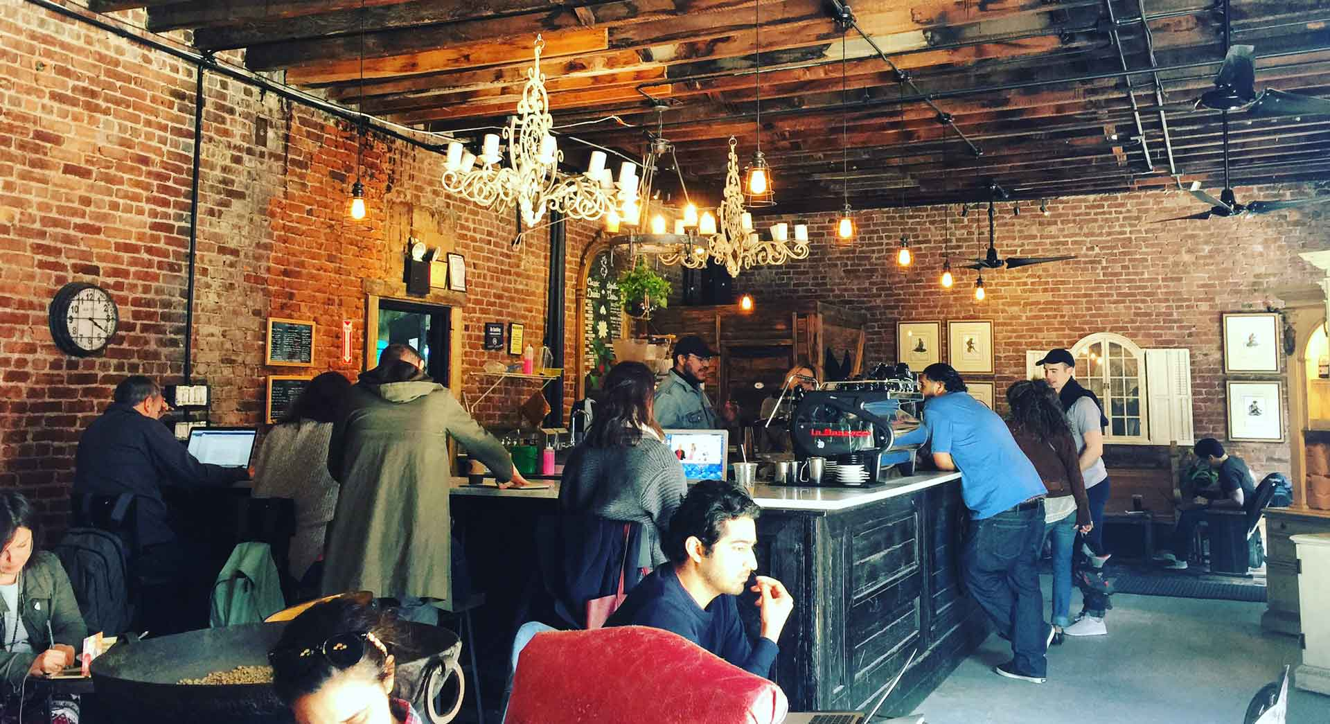 Sweet Leaf Coffee Greenpoint Store