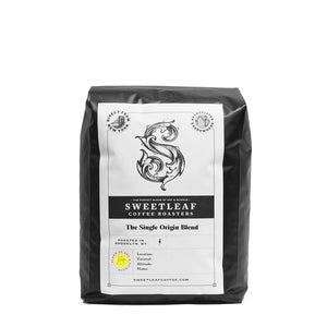 THE SINGLE ORIGIN BLEND 2.5lb