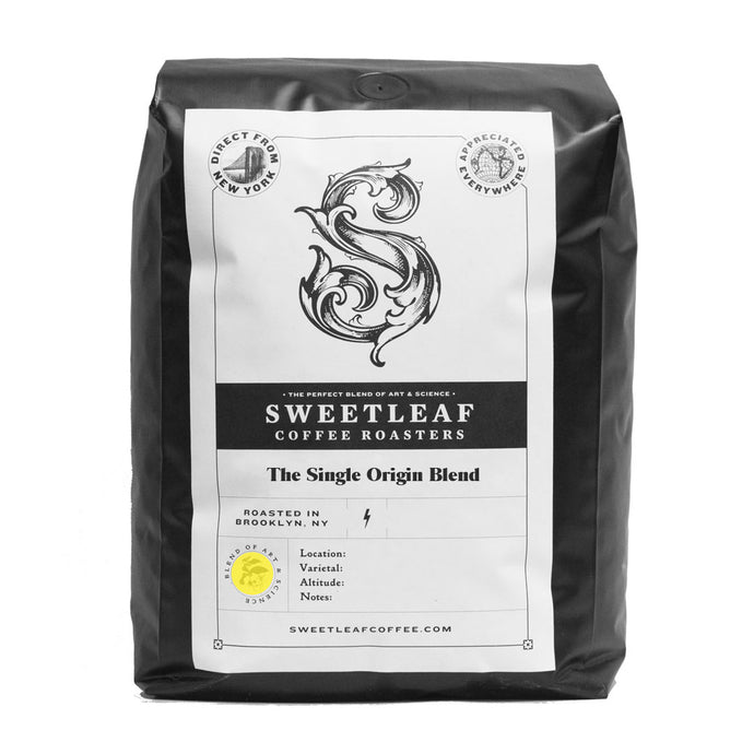 THE SINGLE ORIGIN BLEND 5lb