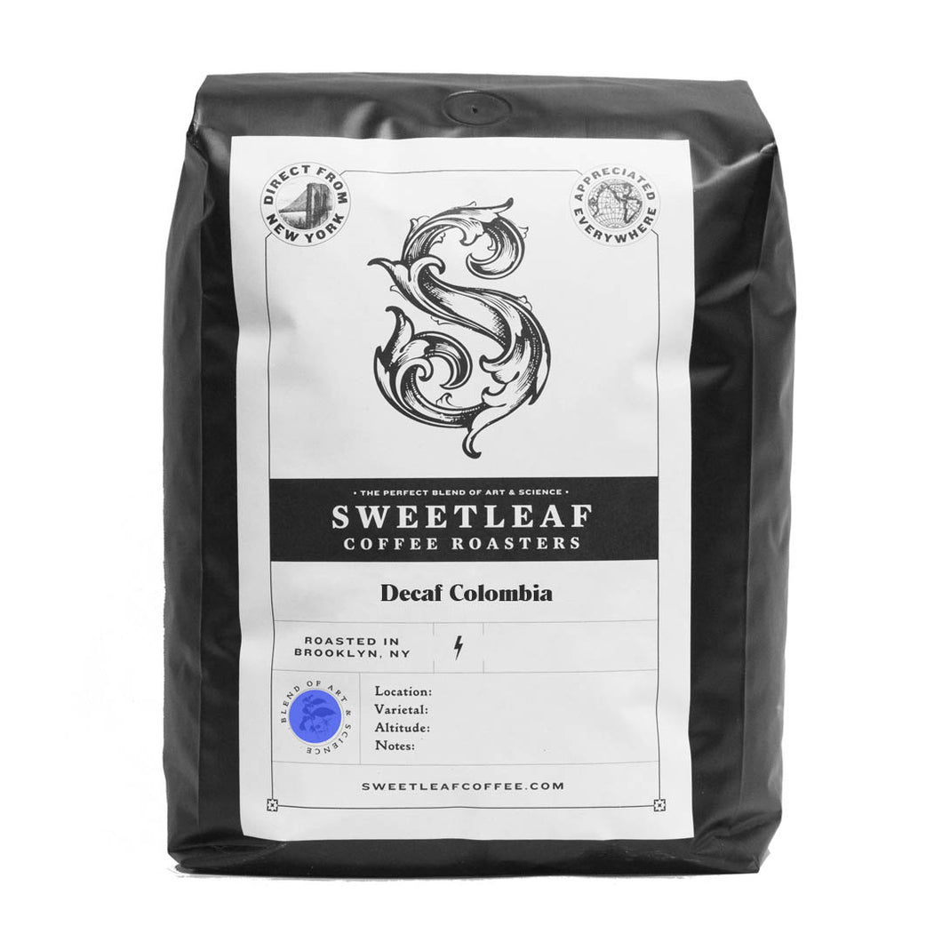 DECAF COLOMBIA 5lb