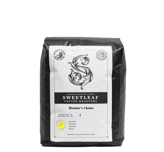 ROASTER'S CHOICE 2.5lb