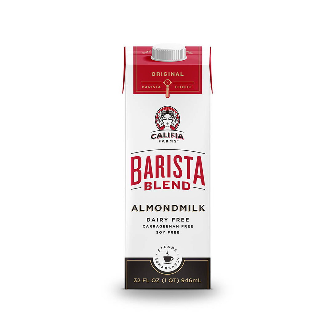 32oz Califia Barista Blend Almond Milk