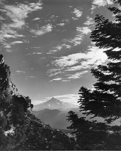 2513 Mt Hood from Larch Mountain