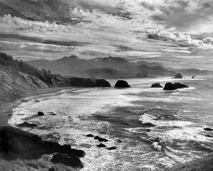 3625B Oregon Coastline from Ecola State Park