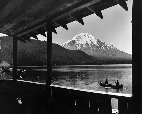 3819A Mount St Helens Spirit Lake from porch
