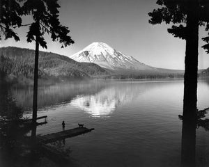 4066A Mount St Helens Spirit Lake