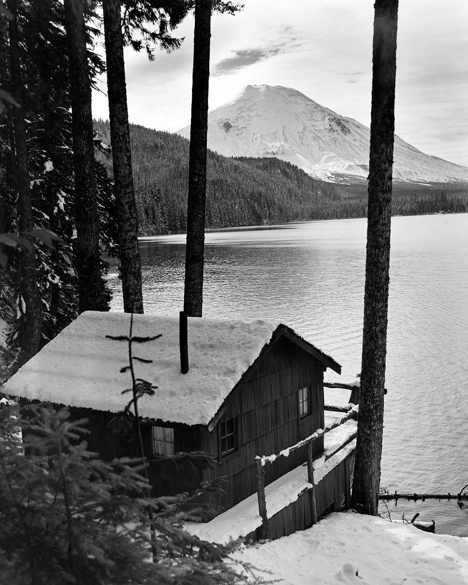 4392 Mount St Helens Spirit Lake Cabin