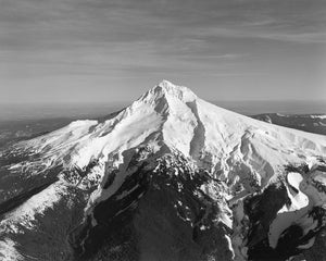 5048 Mt Hood Winter Aerial
