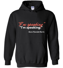 I'm Speaking Soror Hoodie | Alpha Kappa Alpha Sorority, Inc.