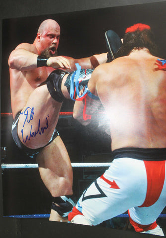 The Warlord Pose 3 11x14 Signed Photo COA
