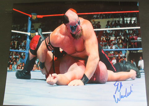 The Warlord Pose 2 11x14 Signed Photo COA