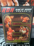 ROH Ring Of Honor 6th Anniversary Show 2/23/08 New York City, NY DVD