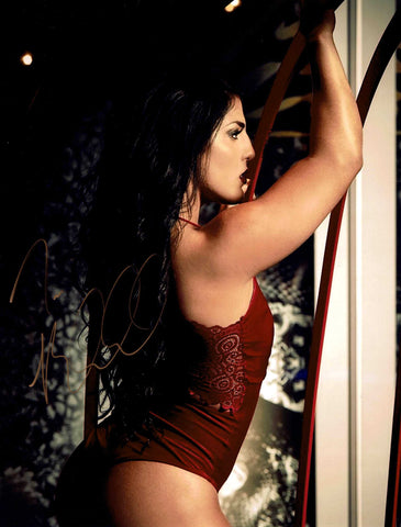 Tessa Blanchard Pose 8 Signed Photo COA