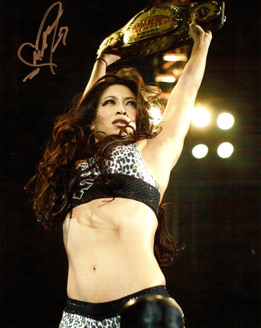 Melina Pose 6 Signed Photo COA