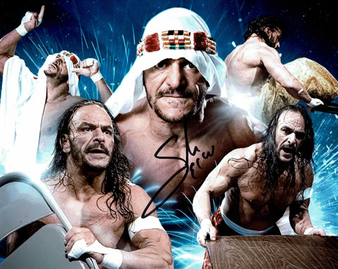 Sabu Signed Pose 3 Photo COA