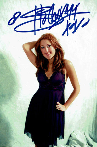 SoCal Val Signed Candid Photo COA