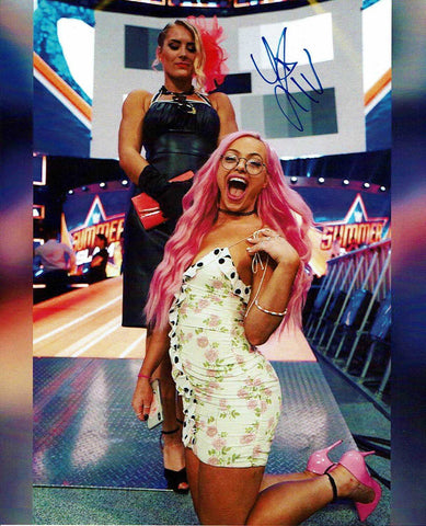 Liv Morgan Pose 2 Signed Photo COA