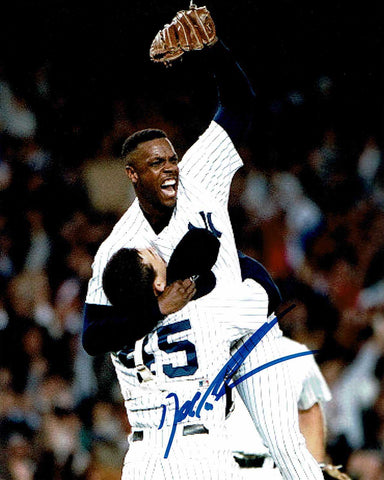 Dwight Gooden Pose 3 Photo COA