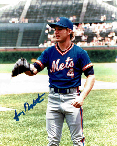 Lenny Dykstra Pose 2 Signed Photo COA