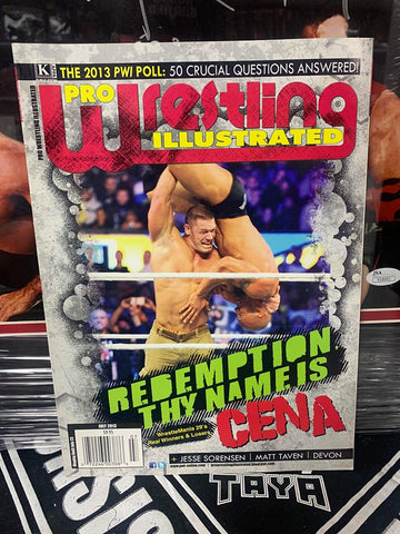 Pro Wrestling Illustrated July 2013