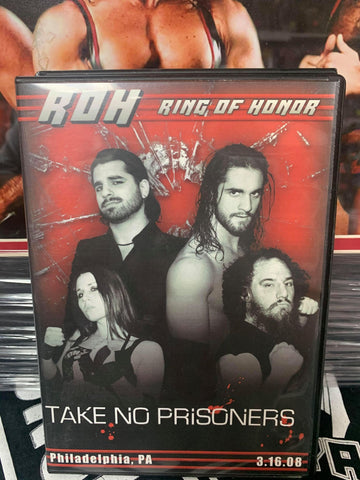 ROH Ring Of Honor Take No Prisoners 3/16/08 Philadelphia, PA DVD