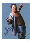 AJ Styles Pose 1 Signed Photo COA