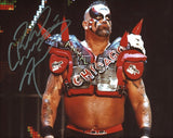 Road Warrior Animal Pose 1 Signed Photo COA