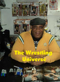 """Mr USA"" Saba Simba (Tony Atlas) Pose 1 Signed Photo COA"