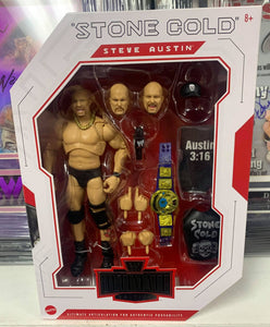 Steve Austin Elite Hall of Fame