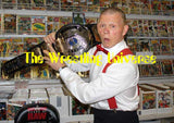 Bob Backlund Pose 9 Signed Photo COA
