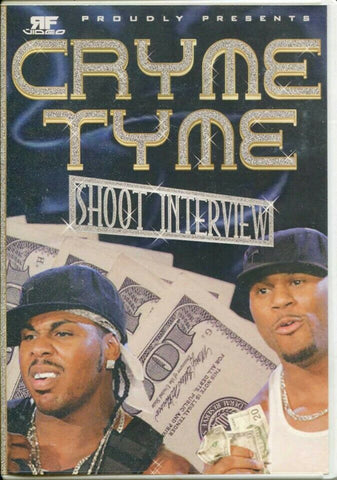 RF Video Cryme Tyme (Shad Gaspard & JTG) Shoot Interview DVD