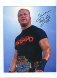 Shane Douglas Pose 3 Signed Photo COA