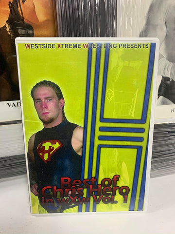 Best of Chris Hero in WXW Vol. 1 (2 Disc Set) DVD