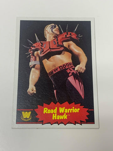 Road Warrior Hawk WWE 2012 Topps Card #101
