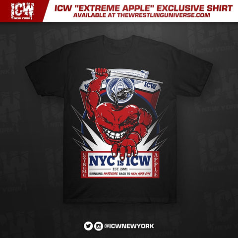"ICW ""Extreme Apple"" T-Shirt"