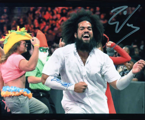 Samuray del Sol -Kalisto Signed Photo (IMPERFECT - SALE)