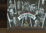 Aces & Eights D.O.C. (Gallows) & D'Lo Brown Dual Signed Photo COA