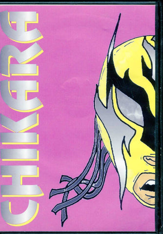 Chikara Autumn 2005 College Shows 2 Disc Set DVD