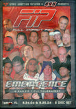 ROH Presents FIP Full Impact Pro Emergence Tampa 2004 2 Disc Set DVD