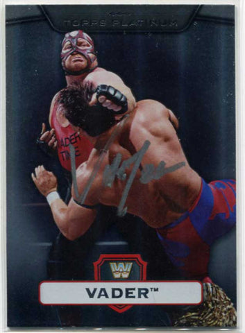 Joey Styles Signed Photo Pose 2 COA