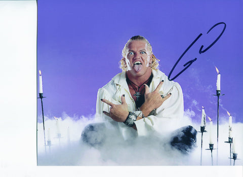 Gangrel Pose 3 Signed Photo COA