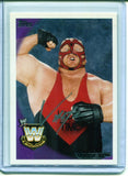 Sabu & Super Genie Dual Signed Pose 2 Photo COA