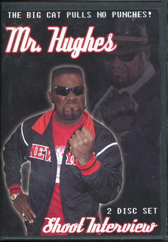 Mr. Curtis Hughes Shoot Interview 2 Disc Set DVD
